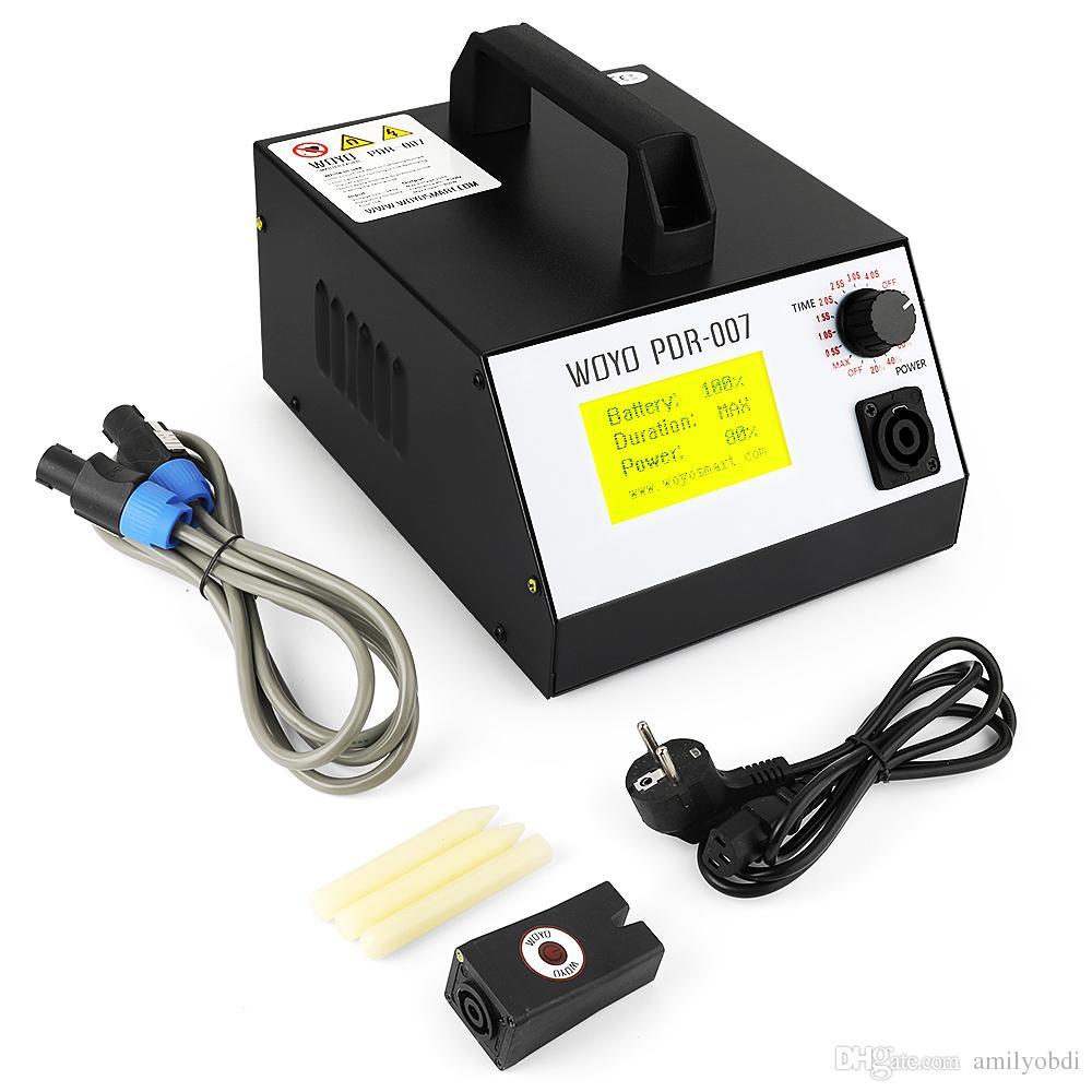 WOYO PDR007 PDR-007 Car Body Repair Kits Tool Induction Heater For Remove Dents Magnetic Hotbox Car Sheet Metal Repair Tools