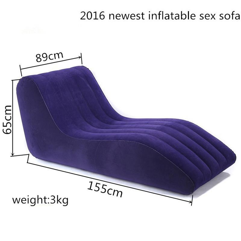 Bett sex kissen aufblasbare sexuelle paare, luxus sexo s-typ stuhlmöbel für sofa sofa verschlechtsurpositionen liebeuhe kwkcu