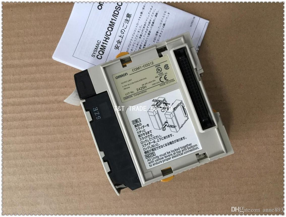 PLC OMRON N° 1 CQM1-OD212 OK TESTED NEW