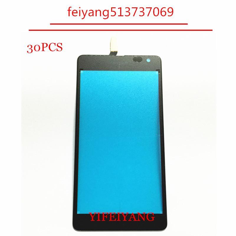 "30pcs original für Nokia Microsoft Lumia 535 N535 Touch Screen Digitizer Sensor-Panel Frontglas Objektiv CT2S1973 CT2C1607 5"""