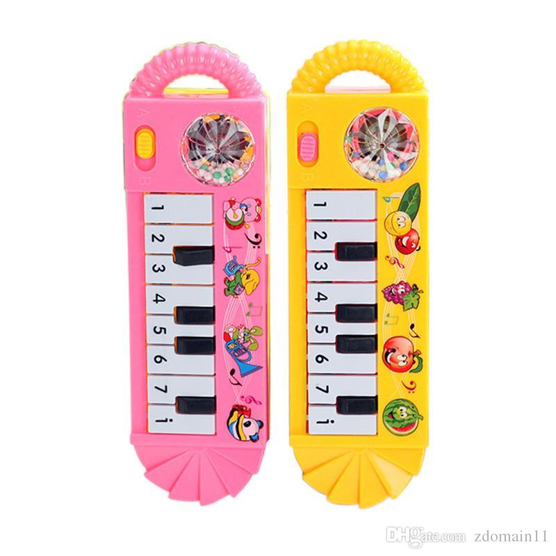 New high quality Baby Kids Toys Kids Musical Piano Early Educational Toy Infant Toddler Developmental Toy
