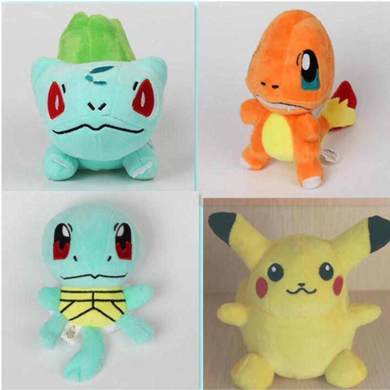 15 cm dos desenhos animados brinquedos de pelúcia presente das crianças bonito brinquedo macio dos desenhos animados bolso monstro anime kawaii bebê crianças brinquedo de pelúcia boneca de pelúcia