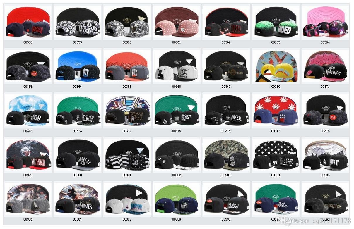 wholeslae hot Cappellino da pescatore Cappellino da calcio 380 stili Snapbacks Cappello da sole moda da spiaggia Outdoor Caps Snapback Snapbacks