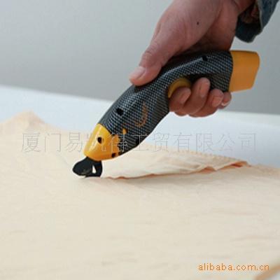 EC-1 elektrikli makas giyim, deri, cam elyaf kesme makası, elektrikli makas profesyonel üreticileri