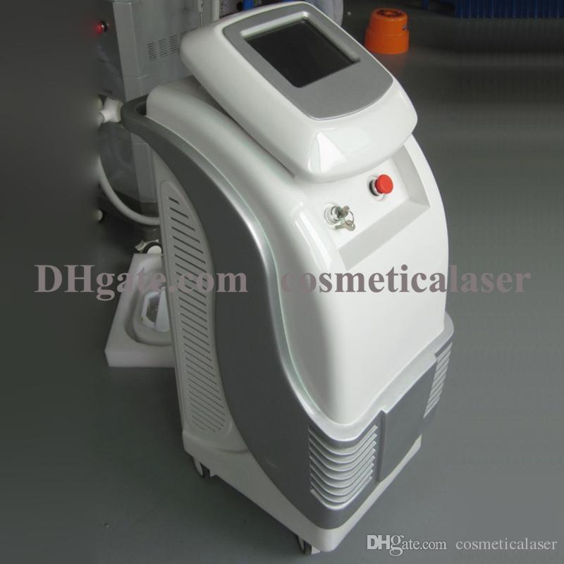 مصنع 3 في 1 متعددة الوظائف الجمال Elight Rf Nd Yag آلة الليزر