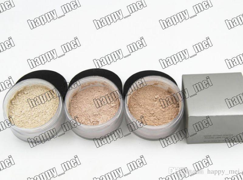 Factory Direct DHL Free Shipping New Makeup Face Powder Loose Setting Powder!29g