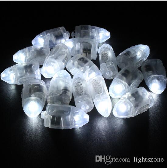 Bleu Led Mini Lampes Ballons Lumières Pour Papier Lanterne Ballons Casamento Partie D'anniversaire Hallloween Mariage