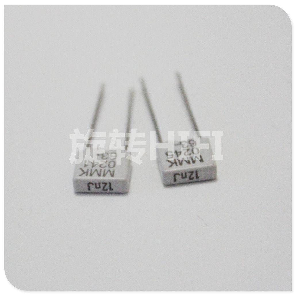 20pcs The new EVOX MMK5 0.012uf 12nf 123/63V fever audio film capacitor P5 free shipping
