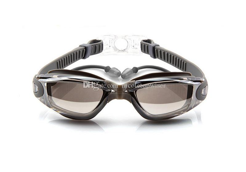 Professional étanche anti-brouillard UV Protection HD Lunettes De Natation Nager lunettes Hot