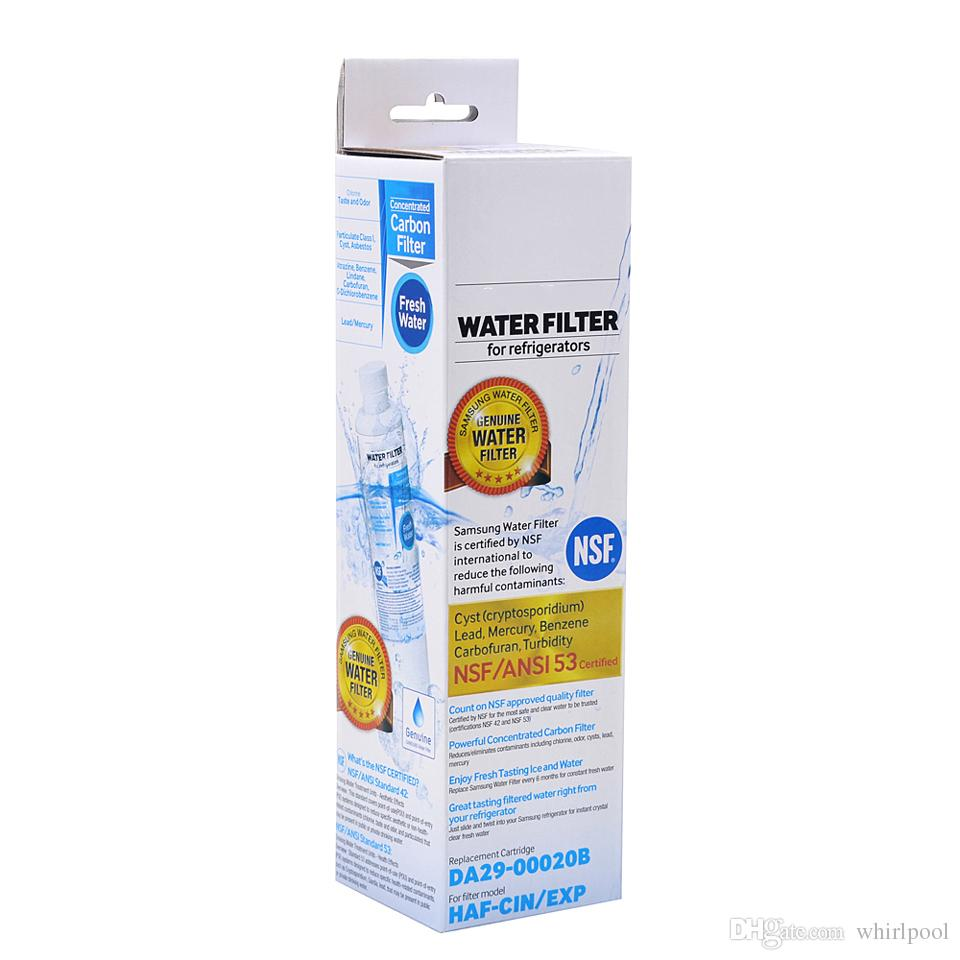 samsung koelkast waterfilter resetten samsung water filter for aqua fresh da2900020b wf294 replacement - Da2900020b