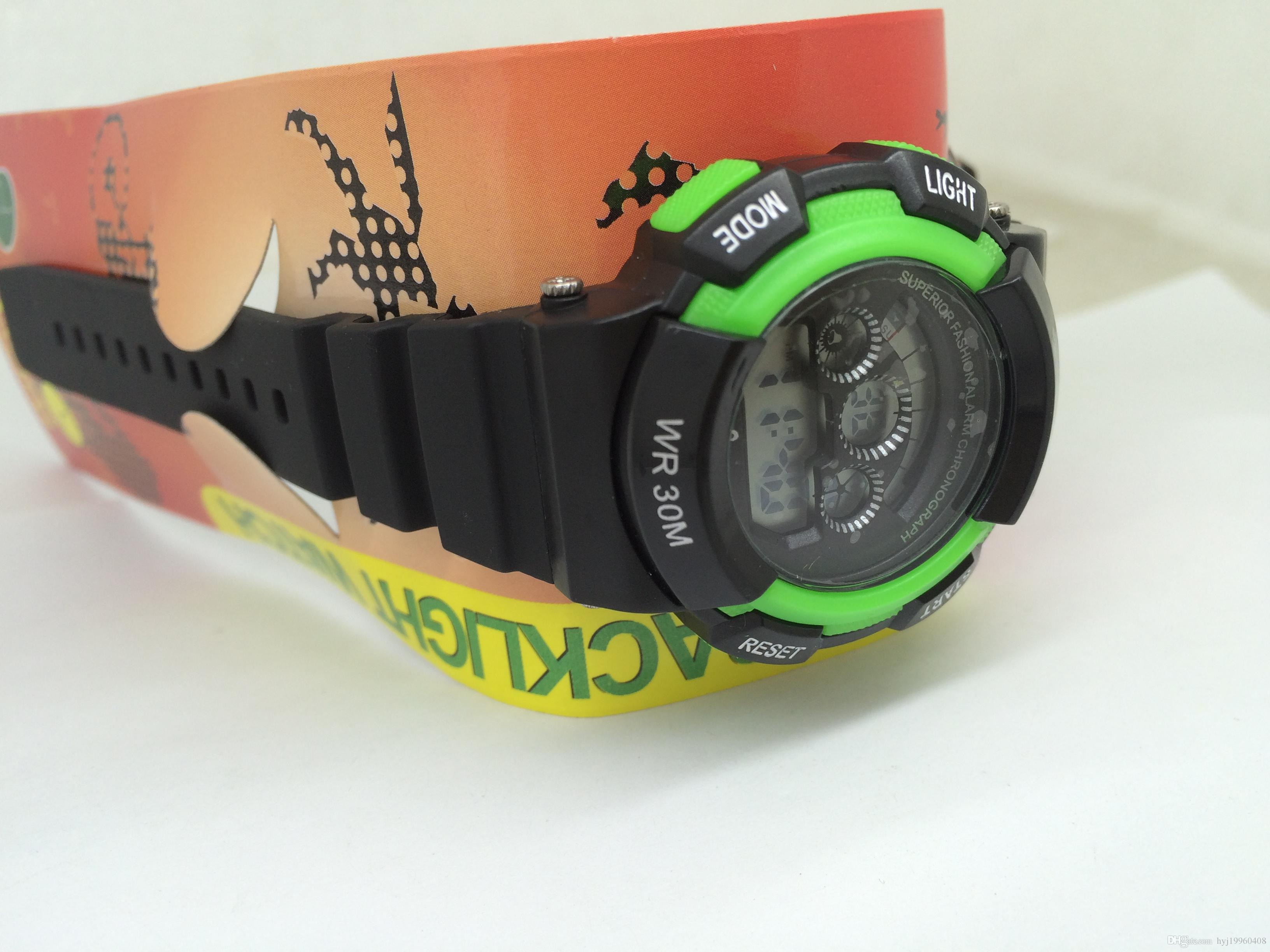 The new children's watches, first-class quality, best price, free shipping