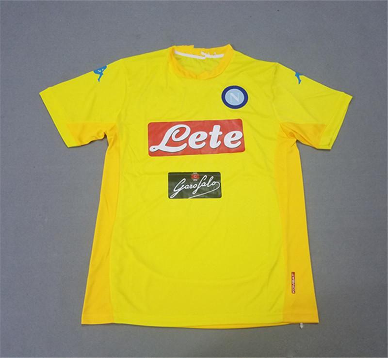 2021 Soccer Jersey Napoli Calcio Maglia Naples SSC Shirt 2017 2018 ...