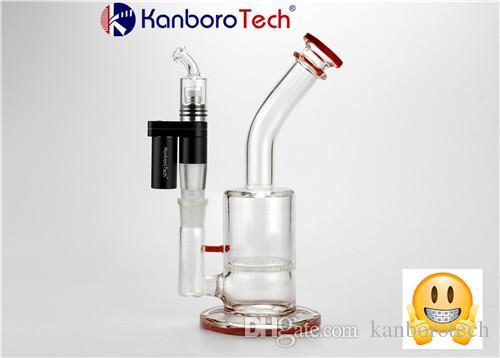 2018 Оригинальный Kanboro новейший мини-комплект dab керамическая катушка e cig испаритель испаритель воск subdab 18350 kit