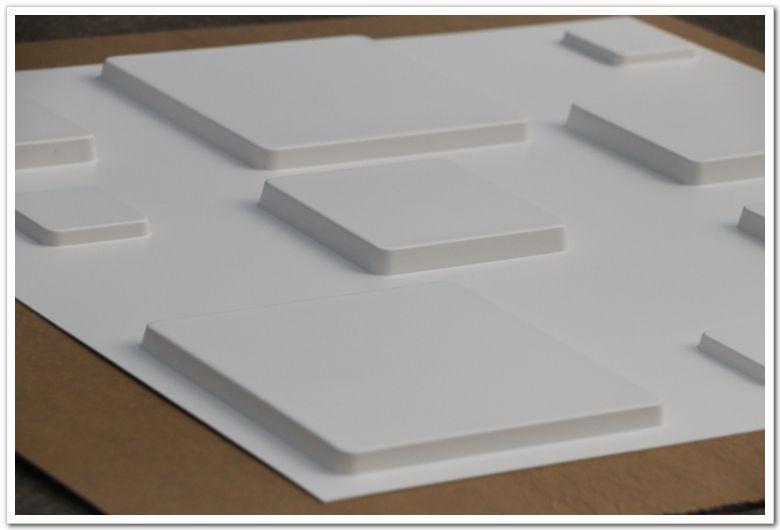 Новое прибытие 3D ПВХ настенная панель для гостиной водонепроницаемый Европа искусства стикер стены для фона 3D тиснением твердые обои 50 * 50 см за шт