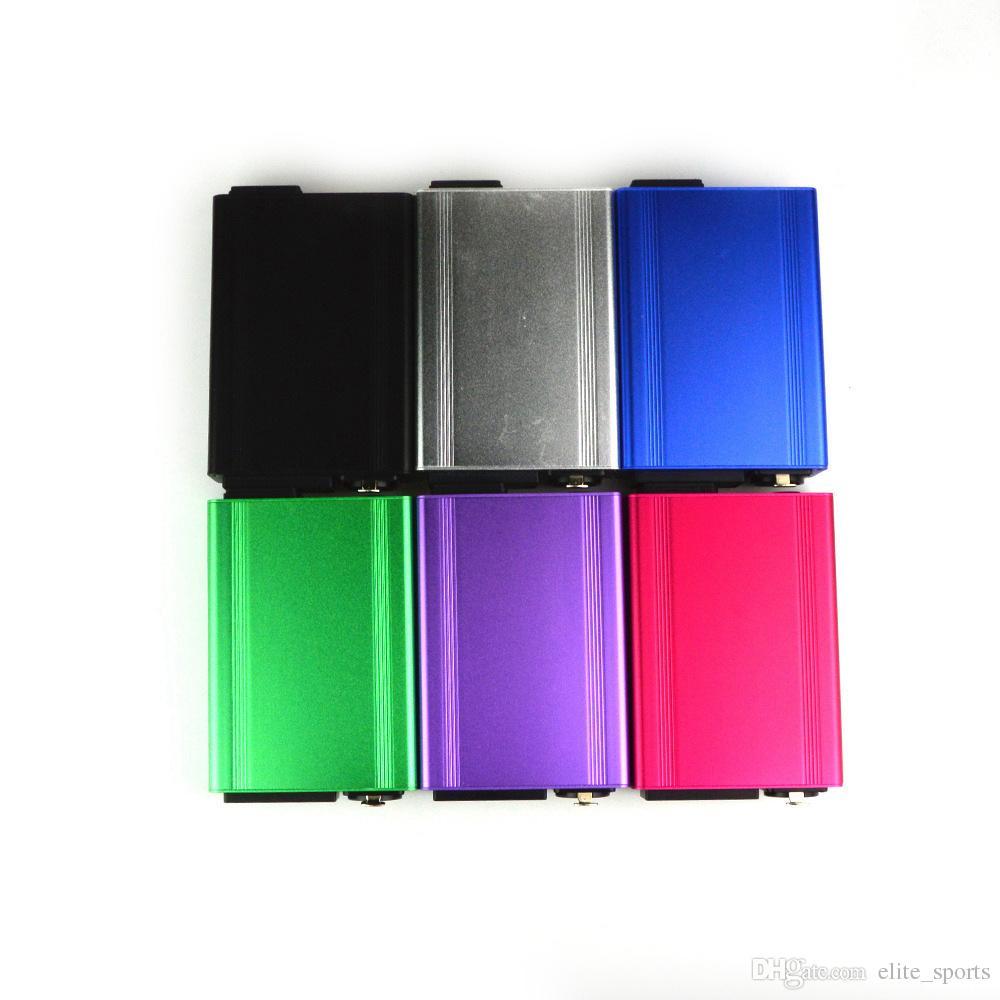 Glass Bong Box02のためのD電動ネイルペリカンケース100Wワットの乾燥ハーブワックスボックス電子ネイル
