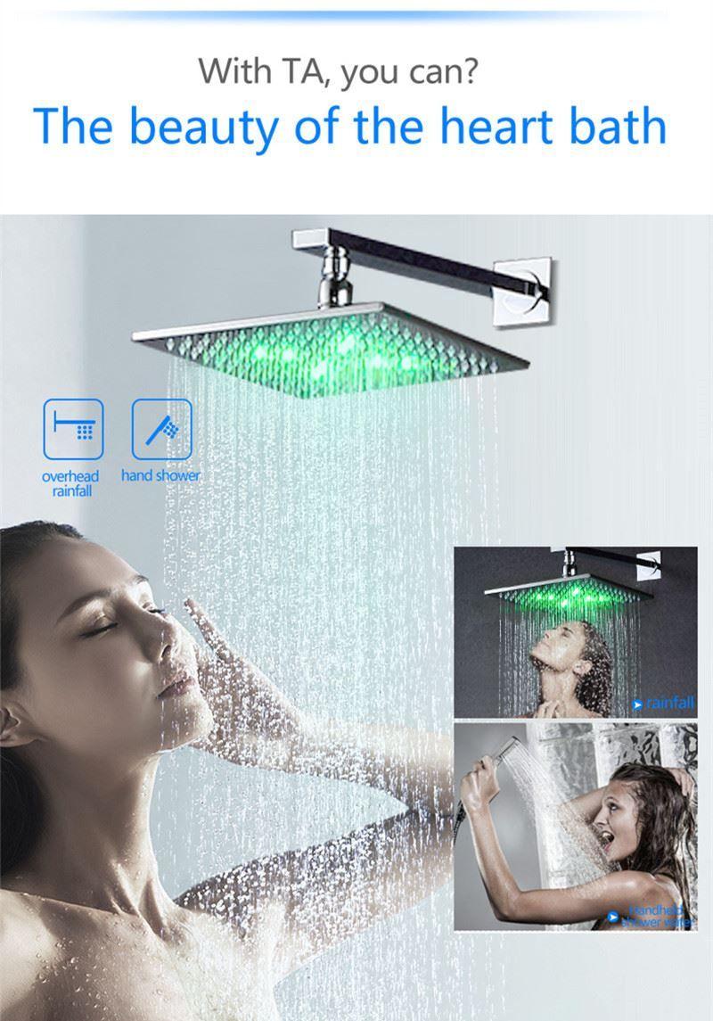 led shower set 07