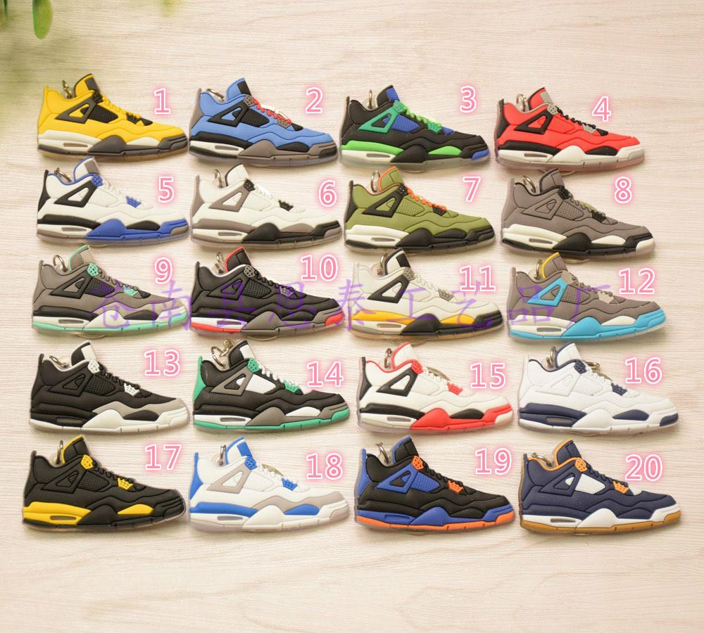 Basketball shoes, key buttons, mini key buttons can be customized fidget