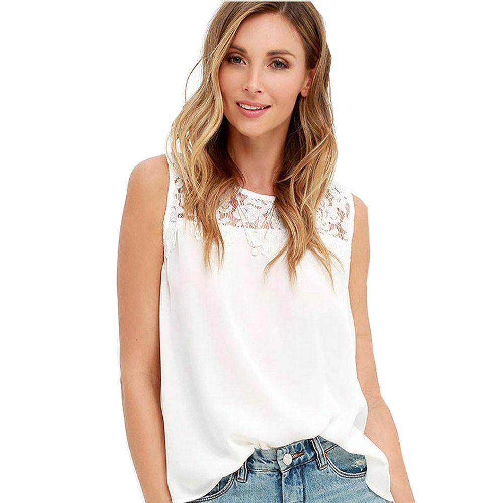 2016-Fashion-Lace-Women-Casual-Top-Sleeveless-Elegant-Office-Work-Blouse-Lady-Summer-2016-Shirt-High