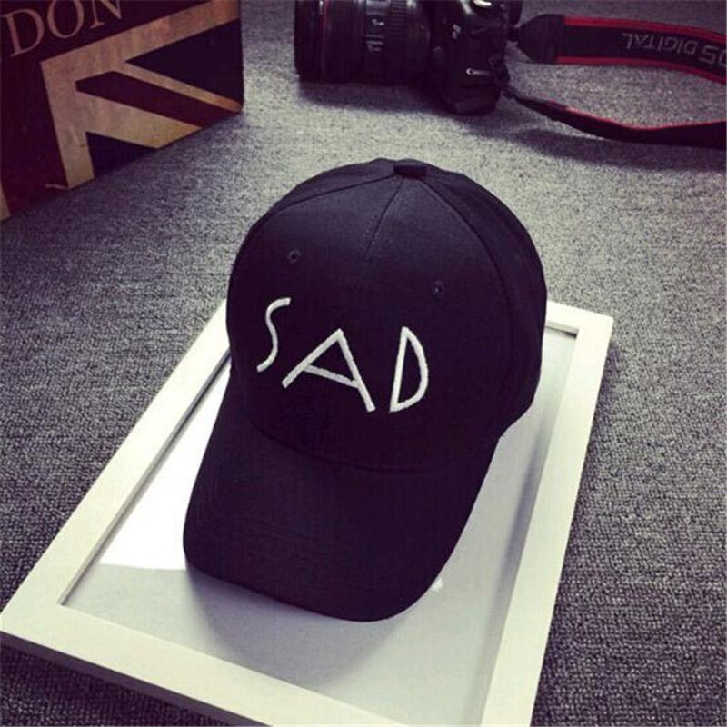 Snapback Hats for Men SAD Hotling Woes Casual Vintage Sports Letter Bone Hip Hop Baseball Cap Mens Womens Gorras Adjustable