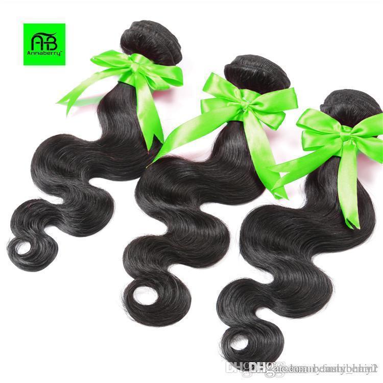 8A 처리되지 않은 인체 확장 바디 웨이 최고 품질의 Virgin 브라질 페루 말레이시아 인디언 캄보디아 머리카락 3 개 많이 염색 가능
