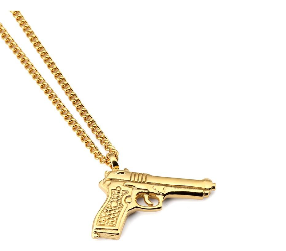 Gun Pendant Necklace_08