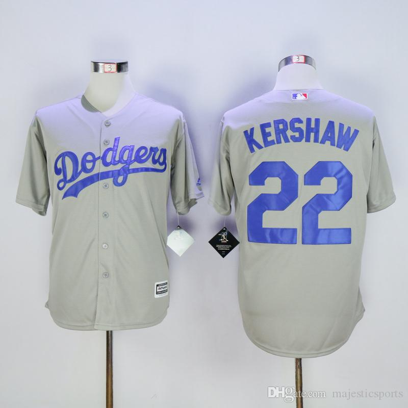 4989a3224 closeout dodgers 22 clayton kershaw white flexbase authentic collection  fathers day stitched mlb jersey c6952 05942