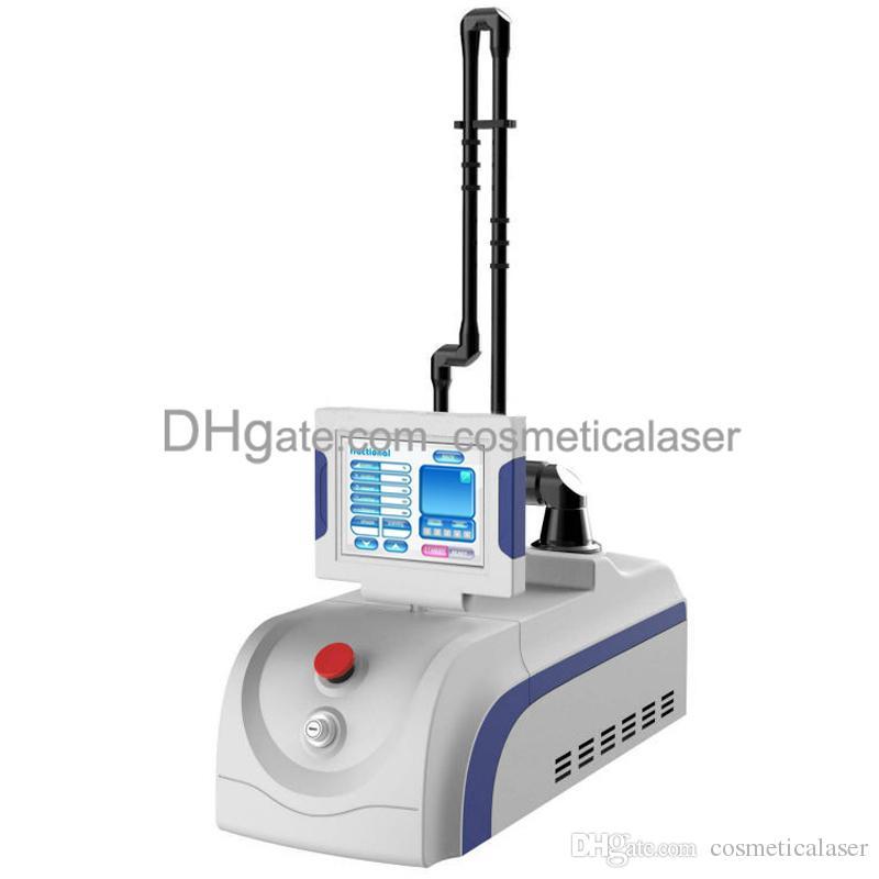 Laser fractionnel CO2 à élimination de cicatrice à usage médical