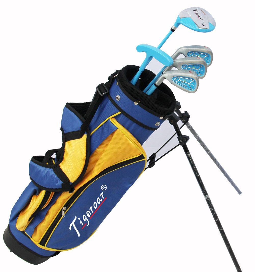 2020 Tigeroar Brand Left Handed Golf Clubs Junior Kids Children Left Handed Graphite Shafted Junior Golf Clubs Half Set With Bag From Alicestore16 180 91 Dhgate Com