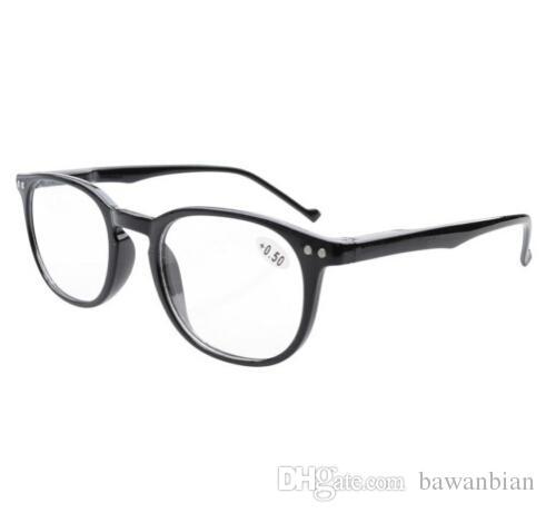Ambra Colorati, Trasparente Eyekepper Spring Cerniere Classico Stile Retro Occhiali Coputer Occhiali da Vista +0.0