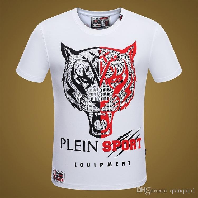 philipp plein t shirt 2018