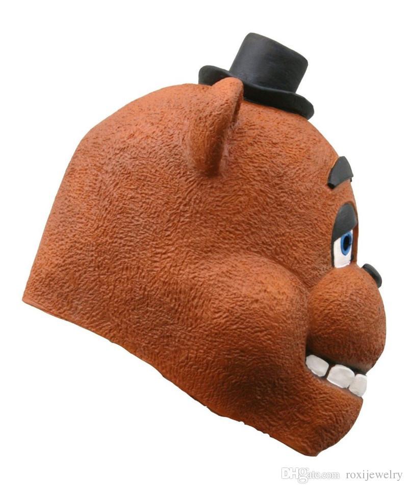 3 Styles Five Nights At Freddys Mask Fnaf Foxy Chica Freddy Fazbear