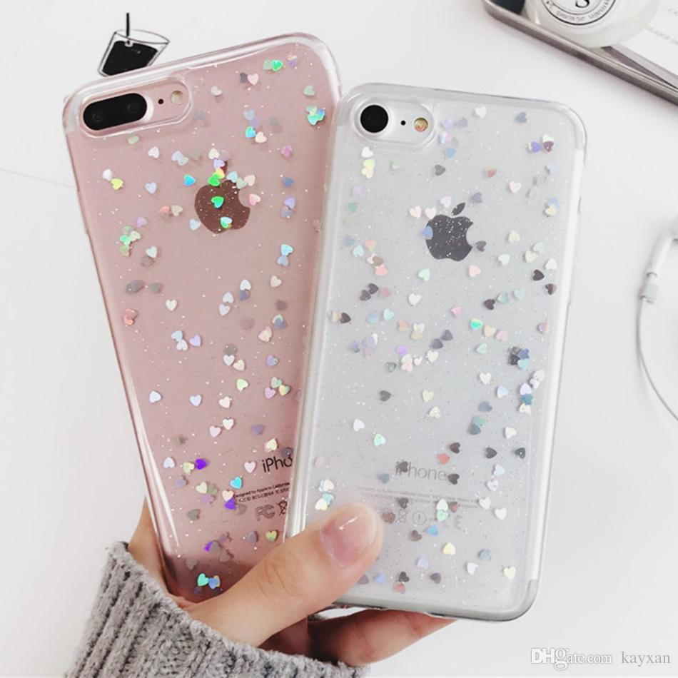 Mobile Cover Iphone 6 With Glitters