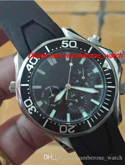 Factory Fashion Man Watch Olympic Collection London 1948 Chronograph 2894.51.91 Quartz Men's Watches Wristwatch