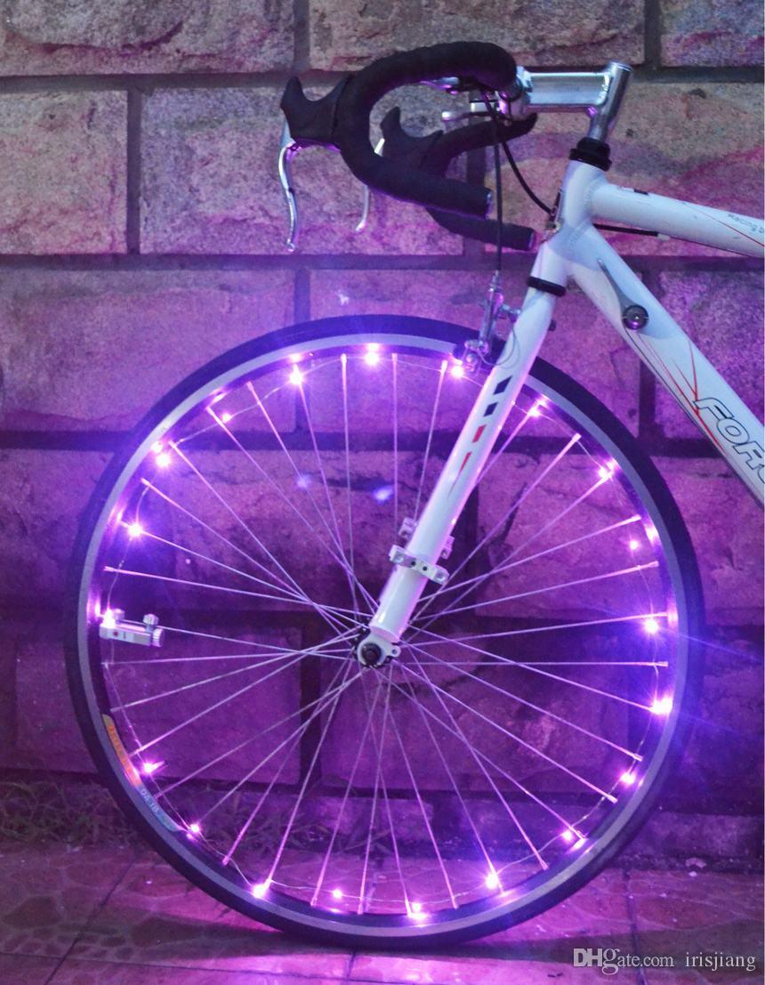Großhandel 20LED Fahrrad-Batterie-Modelle Hot Wheels Radfahren ...