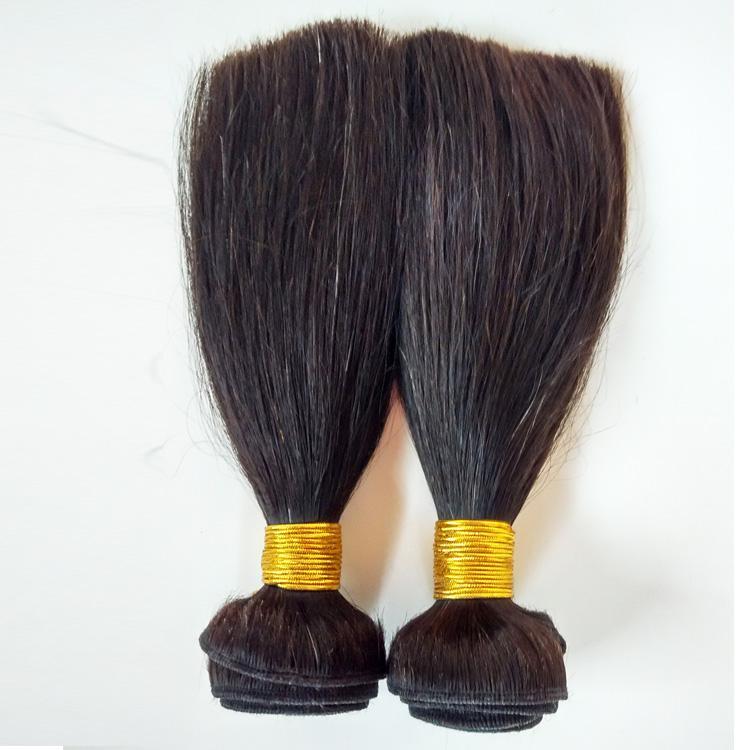 Meilleure Qualité 8A Brésilienne Vierge Cheveux Trame Non Transformés 8-28 pouce Naturel Couleur Rosa Cheveux Produits Usine