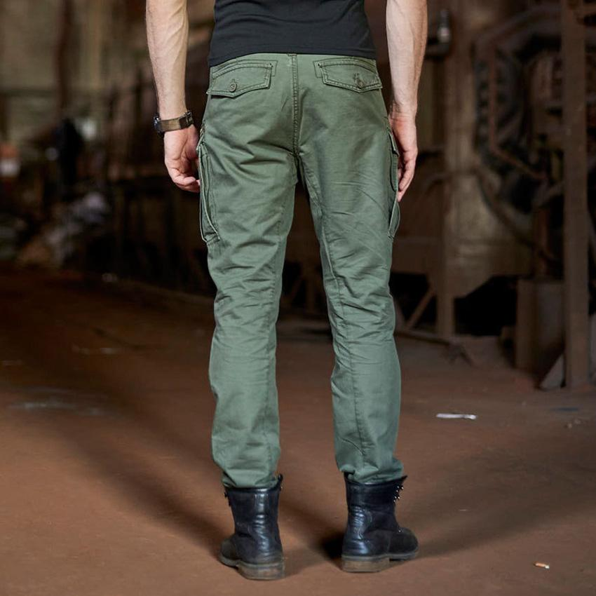 a9c21f51 2019 Hot Sale 2017 Army Green Cargo Pants Men Air Force One Casual Blue  Tactical Pants Military Mens Long Trousers Cotton Plus Size 40 From  Junlv2017, ...