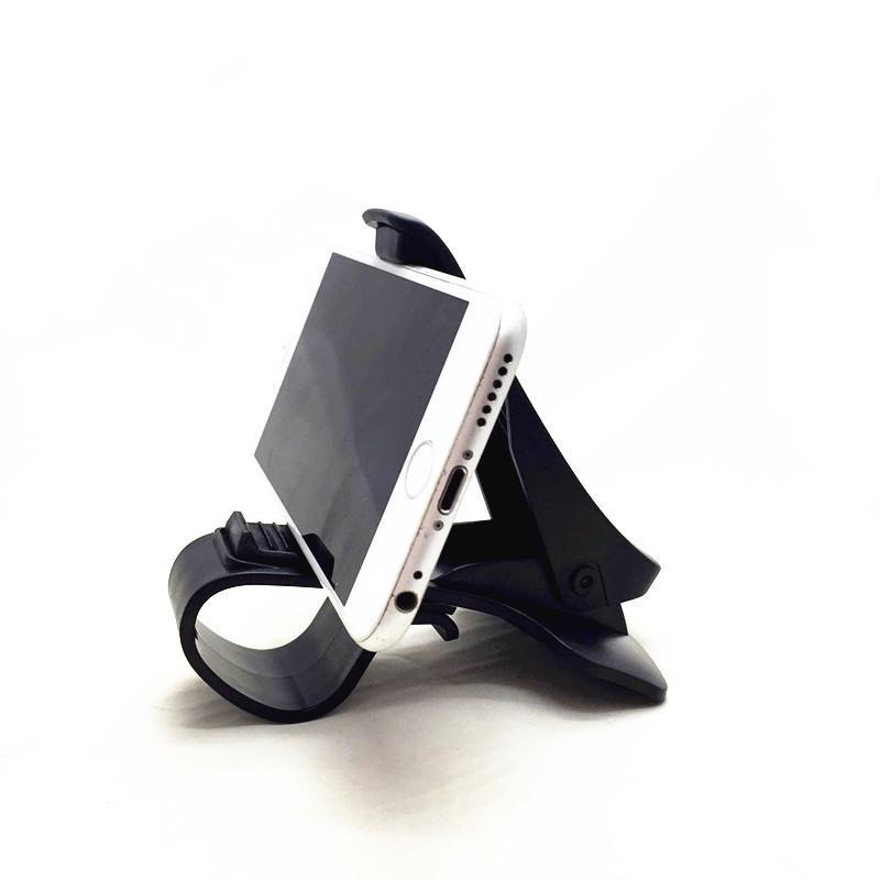 Universal HUD Simulating Design Car Supporto per auto Car Cradle Regolabile Regolabile Dashboard Mount Guida sicura per iPhone Samsung note10