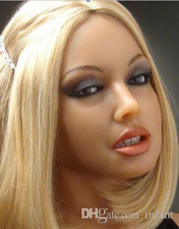 Boneca sexual Modelo Silicone boneca sexual; Inflável Semi-sólido Silicone Amor boneca virgem, produtos de sexo, brinquedos sexuais
