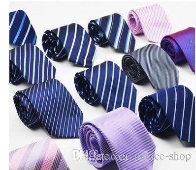 niedriger Preis des Großhandels 3 PC mehr Farbe Krawatte der hochwertigen Männer; Krawatte; Halsband; Halstuch; Halsbekleidung (2,99) rret