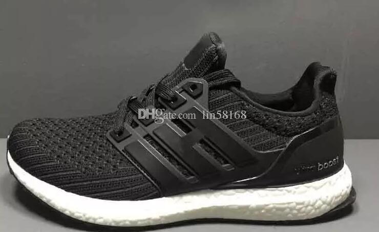 quality design de17a d0ed8 High Quality Ultra Boost 4.0 Uncaged Oreo Triple Black Triple White  ArmyGreen Top Quality NMD Real Boost Summer Classic Running Shoes  Comfortable ...