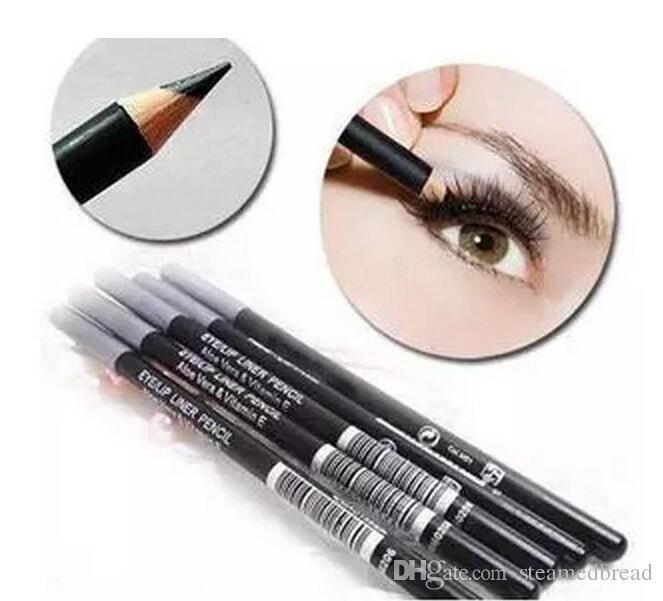 FRETE GRÁTIS QUENTE boa qualidade Menor Best-Seller boa venda Mais Novo EyeLiner Lápis preto e marrom cores + presente