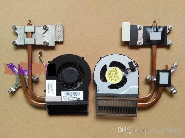 NOUVEAU refroidisseur pour HP Envy 17 séries 17-1000 dissipateur de chaleur avec ventilateur 633075-001 3XSP9TATP20