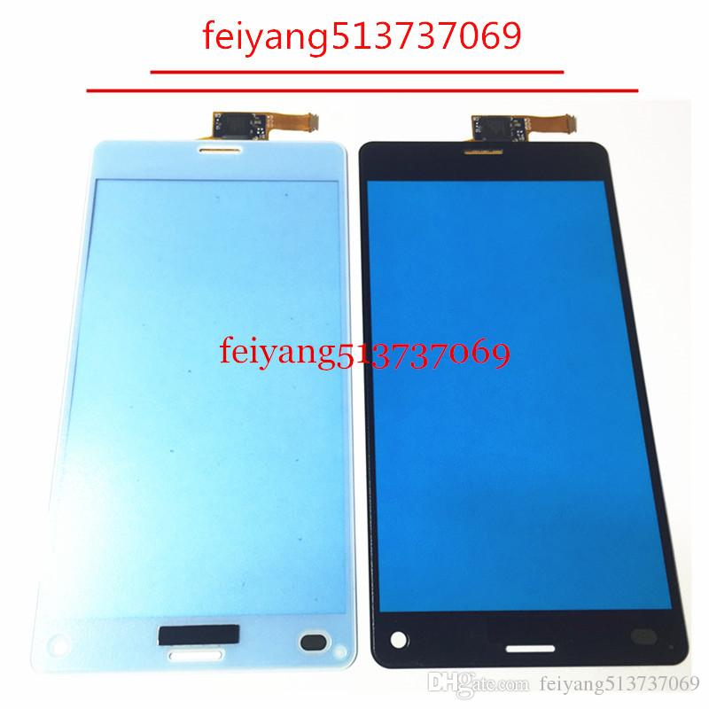 30pcs original For Sony Xperia Z3 Compact D5803 D5833 Touch screen Panel Digitizer