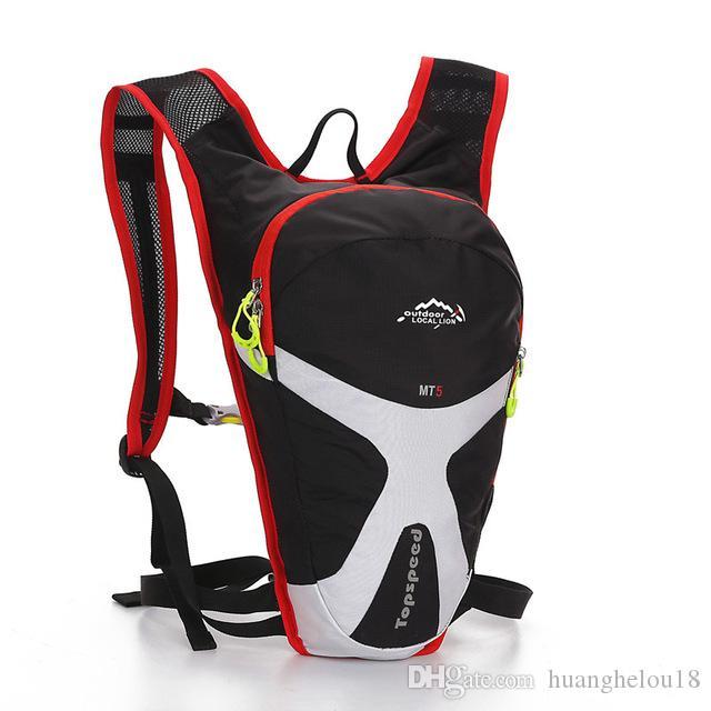 LOCAL LION 5L Outdoor Radfahren Klettern Reiserucksack zu halten Wasser Mini Fahrrad Rucksack Lauftasche Fahrrad Tasche 499