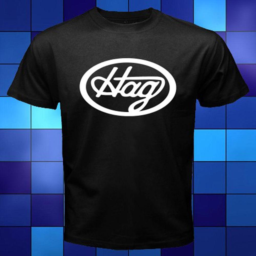 3XL New Merle Haggard Country Music Logo Short Sleeve Black T-Shirt Size S