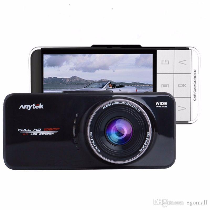Araba Kamera Novatek 96650 WDR Video Kaydedici 1920x1080 Araba DVR G-sensor Registrator Mini Kamera Harici GPS izci