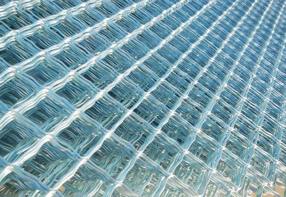 2018 Standard Galvanized Stainless Steel Wire 3 Inch Beautiful Grid ...