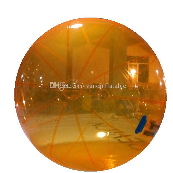 Thick PVC Zorbing Ball Water Zorb Walking Balls Inflatable Toys 1.5m 2m 2.5m 3m with Free Delivery
