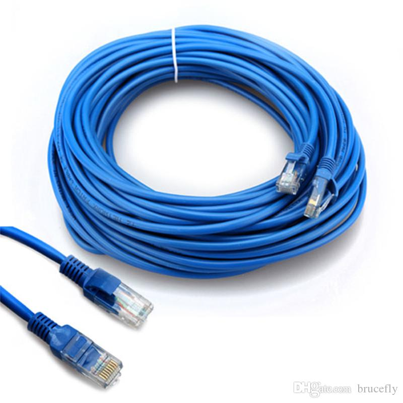 RJ45 이더넷 케이블 1M 3M 1.5M 2M 5M 10M 15M 20M 30M Cat5e Cat5 인터넷 네트워크 패치 LAN 케이블 코드 PC 컴퓨터 LAN 네트워크 코드