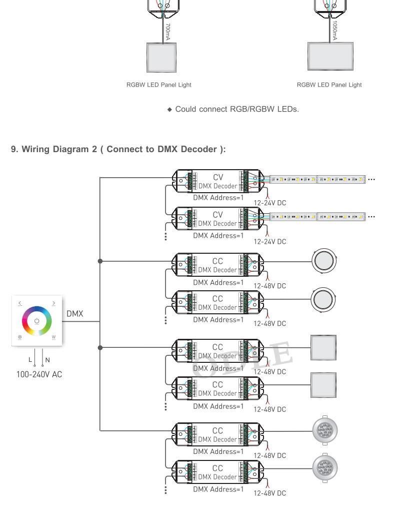 lor dmx wiring diagram wiring diagram